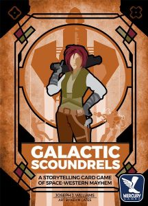 Galactic Scoundrels + Promo Pack